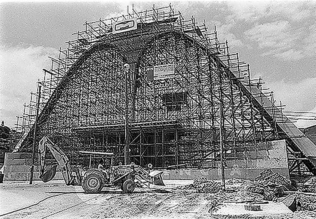 Sambadrome-construction-rio