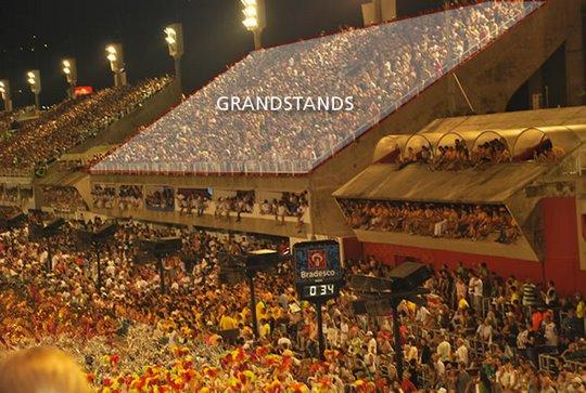 grandstands-sambadrome